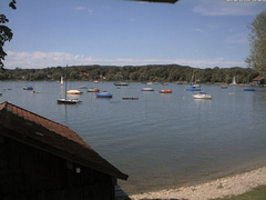 Ammersee WebCam Bild